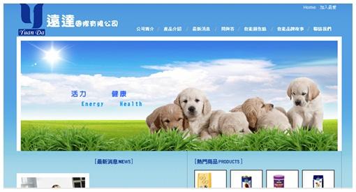 网页设计成功案例